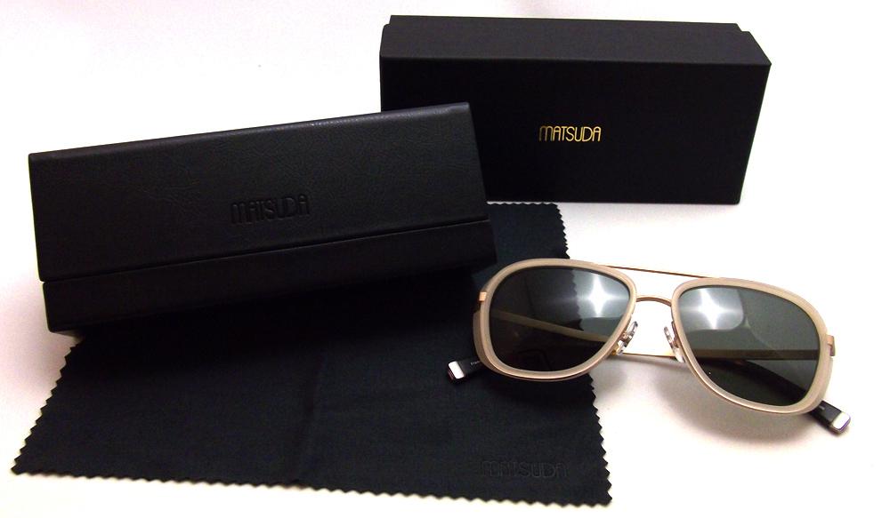 633596c949 Matsuda Eyewear 3023 Green